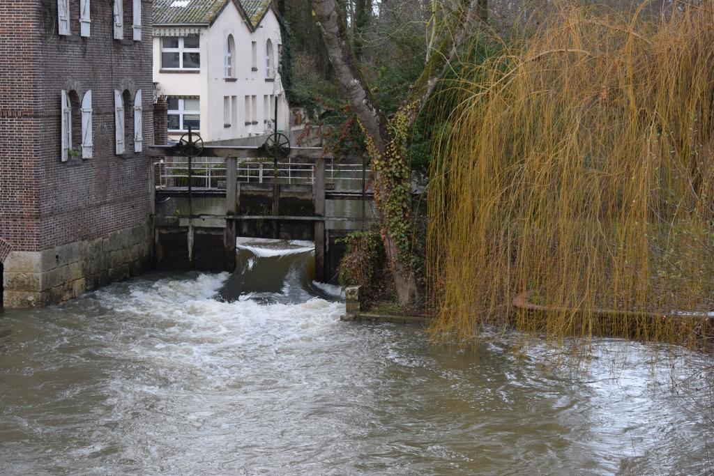 Le Moulin de l'Eure à Pont-Tranchefêtu