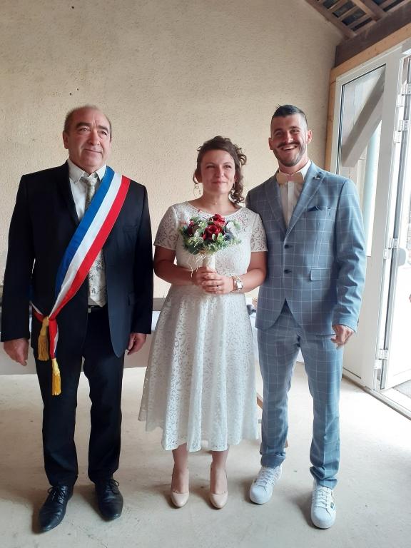Mariage de Mr et Mme BARRÉ