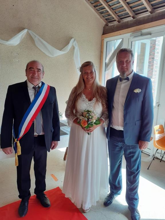 Mariage de Mr et Mme CHAUSSÉ