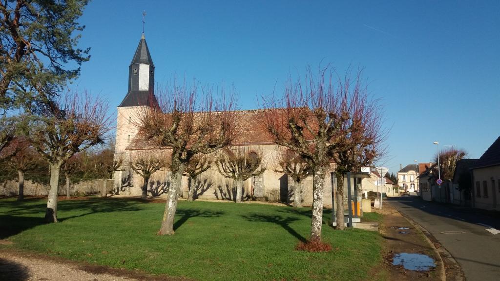 église de Nogent-sur-Eure